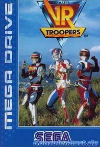 VR Troopers, Saban's