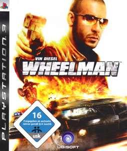 Vin Diesel: Wheelman
