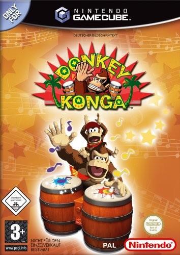 GameCube - Donkey Konga