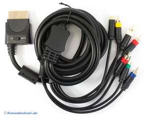 Component Cable, Komponenten Kabel