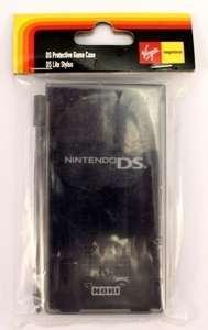DS Lite Protective Game Case + Stylus #schwarz [Hori]