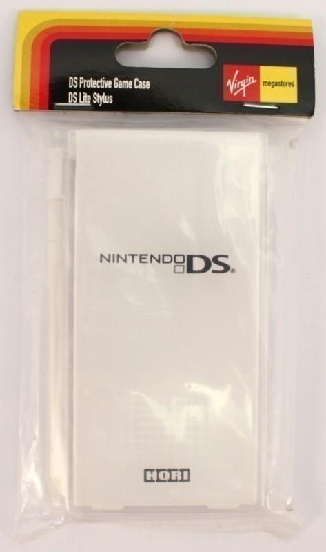 DS Lite Protective Game Case + Stylus #weiß [Hori]