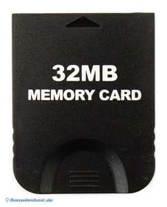 Memory Card / Memorycard / Speicherkarte 32 MB [verschiedene Hersteller]