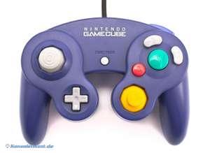 Original Nintendo Controller / Pad #lila DOL-003