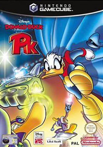 Donald Duck: Phantomias Platyrhynchos Kineticus