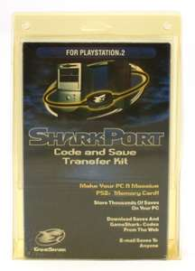 Shark Port Code and Save Transfer Kit [InterAct]