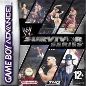 WWE: Survivor Series
