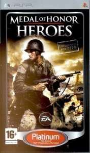 Medal of Honor Heroes [Platinum]