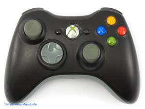 Original Wireless Controller #schwarz-grau [Microsoft]