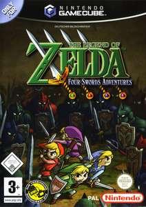 Legend of Zelda: Four Swords Adv.