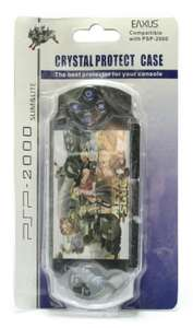 Crystal Protect Case |PSP-2000| [Eaxus]