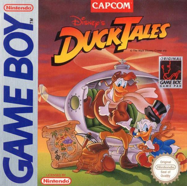 GameBoy - Duck Tales 1 / DuckTales 1