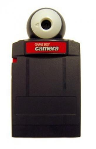 GameBoy Color - Camera / Kamera #rot MGB-006
