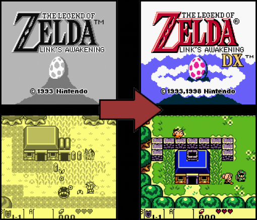 Details About Gameboy Color Game The Legend Of Zelda Link S Awakening Dx English Cartridge