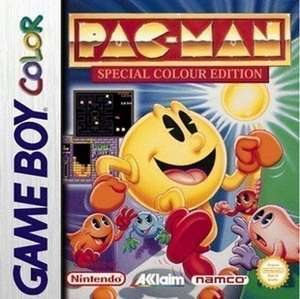 Pac-Man Special Colour Edition
