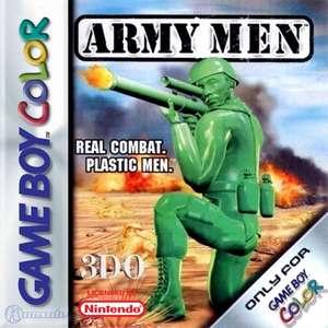 Army Men: Real Combat Plastic Men