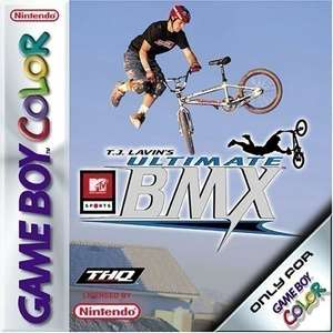 MTV Sports: T.J. Lavin's Ultimate BMX
