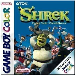 Shrek: Fairy Tale Freak Down