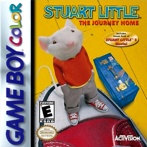 Stuart Little the Journey Home