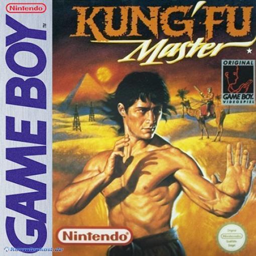 GameBoy - Kung Fu Master