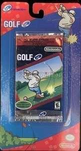 Golf E reader cards