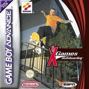 X Games Skateboarding