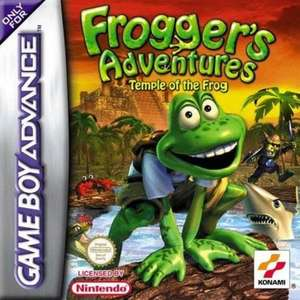 Frogger's Adventures 1: Temple of the Frog