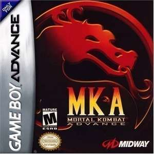 Mortal Kombat Advance MKA