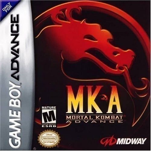 Mortal Kombat Advance MKA