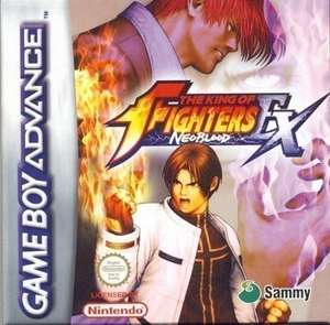 The King of Fighters EX 1: Neoblood