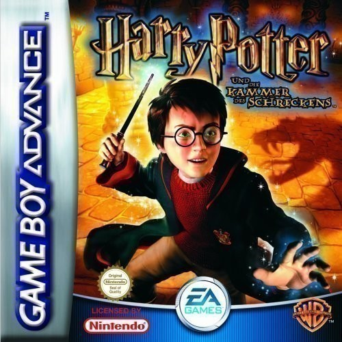 Harry Potter: Kammer des Schreckens / Chamber of Secrets