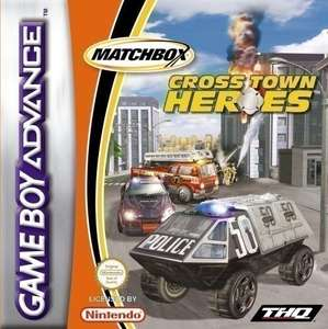 Matchbox: Cross Town Heroes