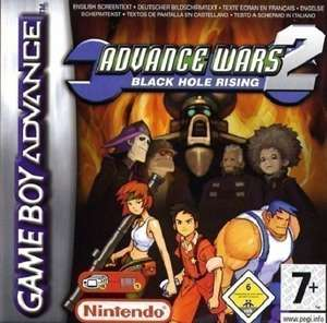 Advance Wars 2: Black Hole Rising