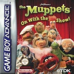 Muppets: On with the Show