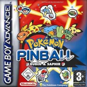 Pokemon Pinball: Rubin & Saphir