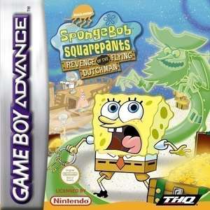 SpongeBob Schwammkopf: Revenge of the Flying Dutchman