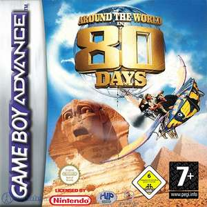 In 80 Tagen um die Welt / Around the World in 80 days