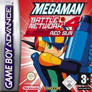 Mega Man: Battle Network 4 Red Sun