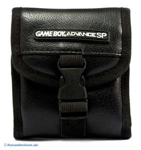 GameBoy Advance - SP - Original Nintendo Nylontasche klein