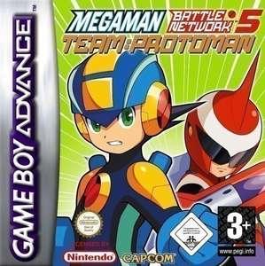 Mega Man: Battle Network 5 Team Protoman