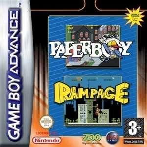 Rampage + Paperboy / Paper Boy