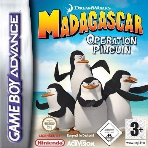 Madagascar: Operation Pinguin / Operation Penguin