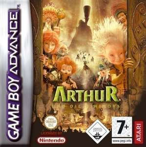 Arthur und die Minimoys / Arthur & The Invisibles