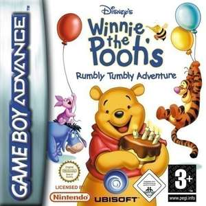 Winnie Puuh: K.'s Abenteuer / Rumbly Tumbly Adventure