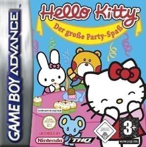 Hello Kitty: Der große Party Spaß / Happy Party Pals