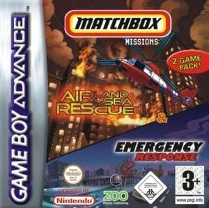 Matchbox Missions: Emergency Response & Air, Land & Sea Rescue