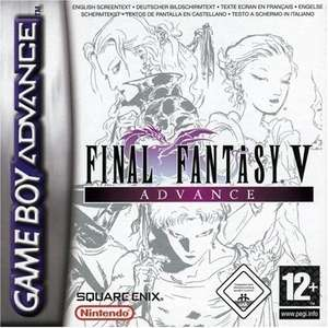 Final Fantasy V / 5 Advance