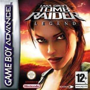 Tomb Raider: Legend feat. Lara Croft
