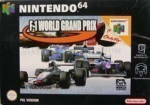 F-1 World Grand Prix 1