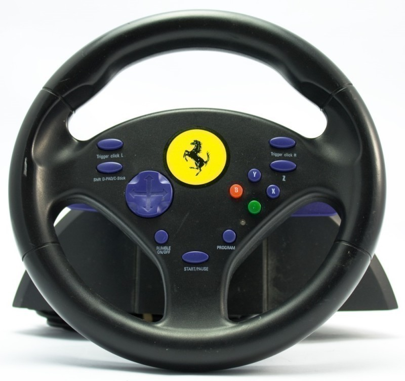 Lenkrad / Racing / Steering Wheel Ferrari Challenge 2